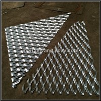 Hot sale decorative expanded metal mesh/external expanded metal wall panel