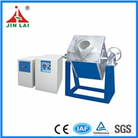 10KG Copper Induction Melting Furnace (JLZ-15KW)
