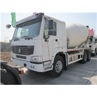 Sinotruk Supply Concrete Mixer Truck For Good Sale