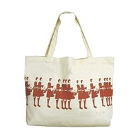 environment canvas shopping bag