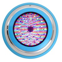 IP68 LED Swimming Pool light/12V AC RGB Wall Mounted LED Underwater Lighting 10W 18W 24W 38W