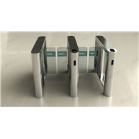 AutoB Anti-pinch Fast Speed Gate Swing Turnstile (A-SG304+)