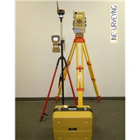 Topcon IS-03 3Sec Robotic Imaging Total Station Set FC2500