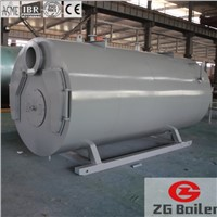 Pulverized Coal Fired Boiler in Household Heating Supply