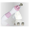 hand-held Microdermabraison beauty device