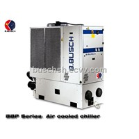 BUSCH industrial box type chiller for cooling of plastic profiles