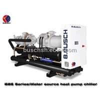 Shopping malls, office buildings, commercial air conditioning BUSCH cold water heater chiller