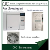 High sensitivity Gas Chromatograph
