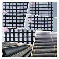 Geogrid fiberglass for the road reinforcement with good quality