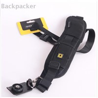 Nylon material quick strap Shoulder Strap for all Canon Nikon Sony Pentax Cameras Q letter strap
