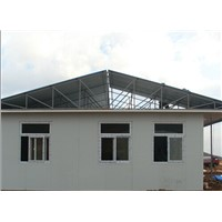 Light Steel Structure Movable Prefab House