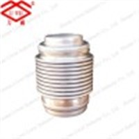 Corrugated Stainless Steel Metal Bellows Pipe Compensator