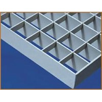 Hot dipped Galvanized serrated heavy duty Steel Grating (Since 1989,Factory)