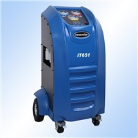 Refrigerant Recovery machine with CE