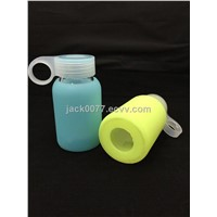 Silicone Jelly Cup with Ring