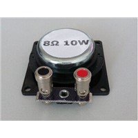 flat speaker exciter 8ohm 10W with mounting holes
