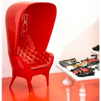 Jaime Hayon showtime chair Showtime Poltrona with cover