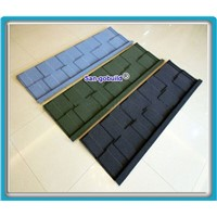 High Quality Stone Coated Metal Shingle Tile