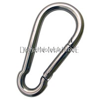 AISI 316 Stainless Steel Snap Hook DIN 5299 Form C