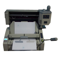 Desktop Perfect Binding Machine