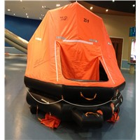 Solas Approved Self-righting Inflatable Life Raft