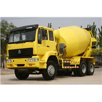 China Supply 8-12CBM Cement Truck