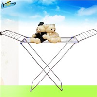 high quality Laundry rack metal garment rack