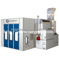 CE Approved Car Spray Painting Booth TG-10-40