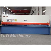 CNC hydraulic shear machine