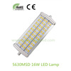 16W 20W LED R7S Bulb Light/R7S LED Lighting/LED Retrofit Lamp/Replace 200W Halogen Lamp