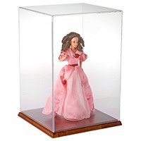 Custom acrylic display cases for dolls