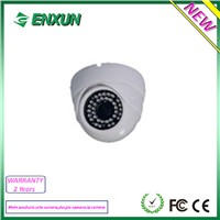 Dome indoor vandalproof 2mp 1080p high resolution IP camera