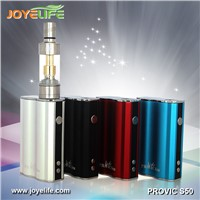 Joyelife Box Mods Provic S50 Box Mod 18650 Battery mechanical mods Variable wattage 50W Box Mods