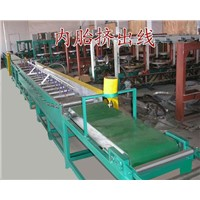 Automatic Inner Tube Production Line/Extruder for Motorcycle Bicycle Wheelbarrow Butyl Tube