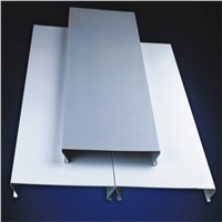 S shape model strip ceiling for metal suspended ceiling