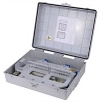 outdoor/indoor 48 core FTTH Fiber optic plastic Distribution box