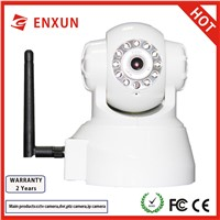 P2P wireless 720P 1 Megapixel HD IP Camera