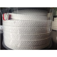 100% Pure PTFE Gland Packing With Oil and without oil