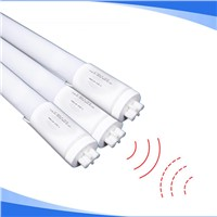 18W motion sensor LED tube light with emergency