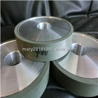1A1 flat shape resin CBN grinding wheel for HSS