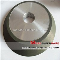 1V1 resin bond diamond/ CBN grinding wheel for CNC machine