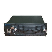 4ch HDD&SD Vehicle Mobile DVR for bus ,car and truck with GPS 3g