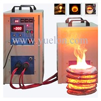5KG-10KG sliver/gold/platinum melting high frequency induction melting furnace(HF-35AB)