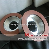 Diamond Cup Shape resin bond 6A2 Grinding Wheel for pcbn and pcd cutter