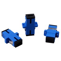 Fiber optic adapter SC/PC SX