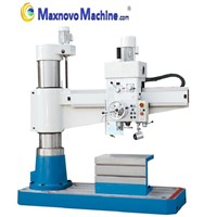 Frequency Conversion 80mm Hydraulic Radial Drilling Machine (MM-R80V)