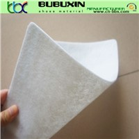 Hot melt adhesive insole puncture resistant thermal leather insole for shoes