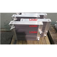 Combi Oil Cooler/Radiator