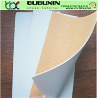 BUBUXIN manufacturer EVA foam with nonwoven fiber insole as orthotic insole