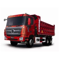 FOTON Auman 6X4 dump truck  with 340HP  Euro3 engine